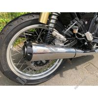 SCORPION UITLAATDEMPER voor Royal Enfield INTERCEPTOR 650 TWIN EURO 4